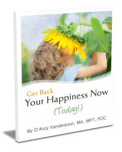 Get Back Your Happiness Now (Today!) Report
