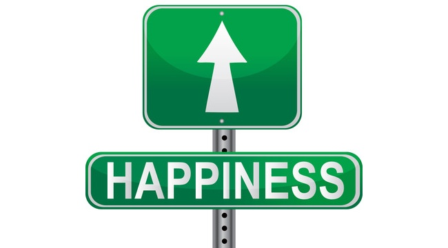 Four Roads to happiness