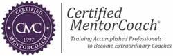D'Arcy Vanderpool, Certified Mentor Coach Logo